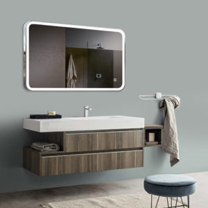 Sage LED Mirror