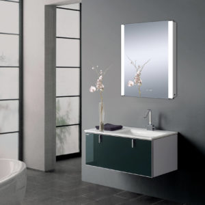 Solar Mirror Cabinet